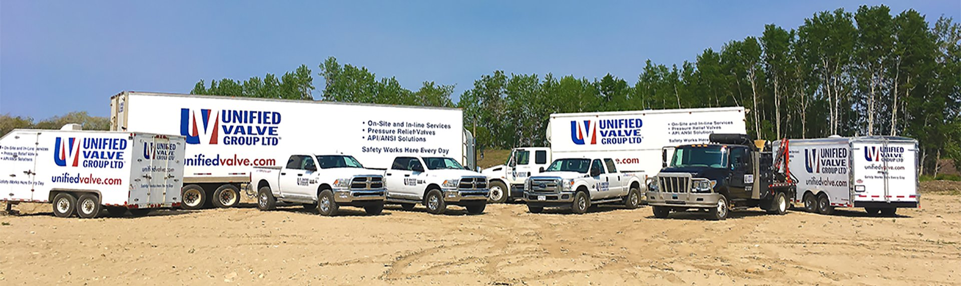 Mobile On Site Units Unified