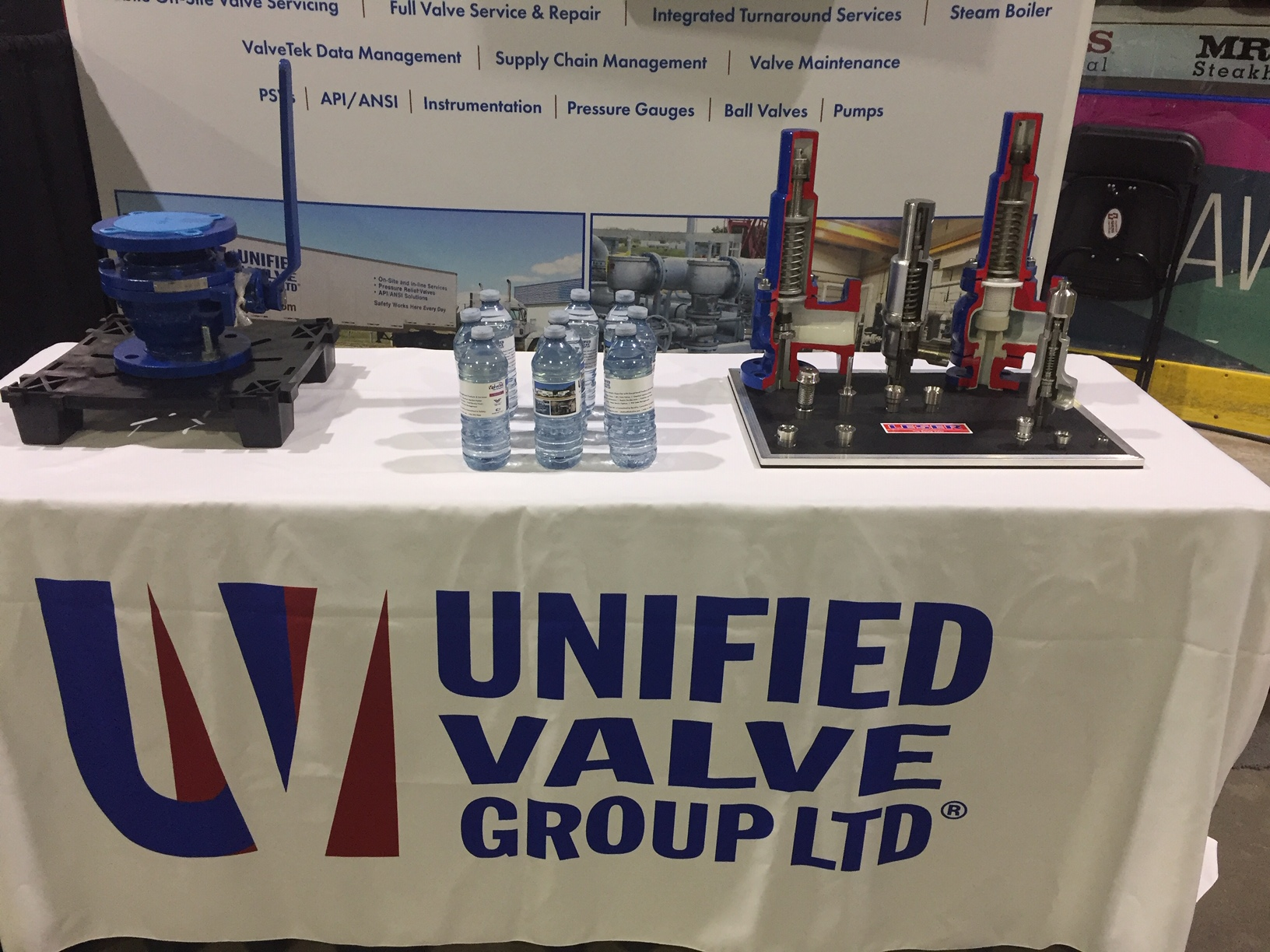 Unified Valve Tradeshows - Unified Valve Group Ltd