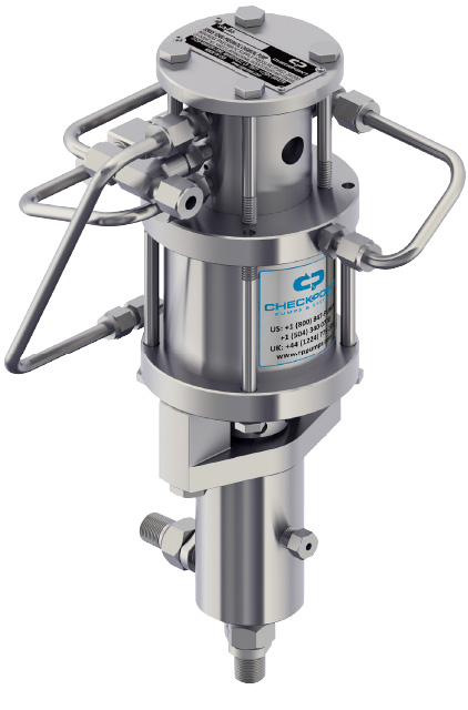 Master Distributor Of CheckPoint Pumps & Systems In Canada